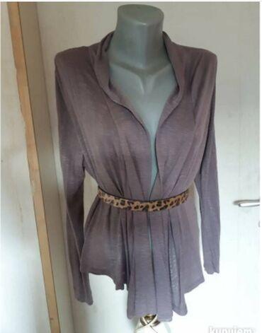 Košulje i bluze | Kraljevo: H&M kardigen S velicinaBraon kardigen u S velicini, udoban i