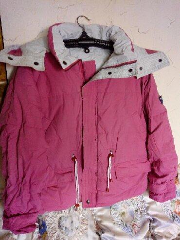 Personalni proizvodi | Kraljevo: Nova Diadora perjana zenska jakna sa dva lica,kapuljaca se skida. obim