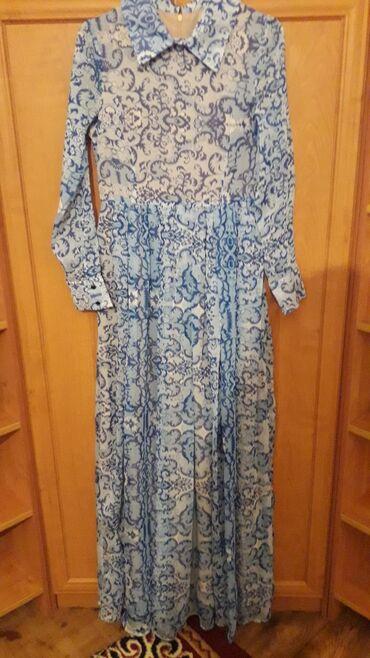 продается дом кара балте рассрочку in Кыргызстан   КУПЛЮ ДОМ: Продаю платье нежно голубого цветастандарт Турция, одевался 1 раз