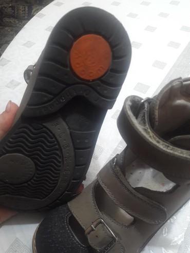 Детская обувь в Джалал-Абад: Ортопедическая обувь, 28р. покупали за 4500 . Обувь в Бишкеке