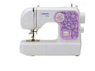 Швейная машина jaguar v-5характеристики, тип управления