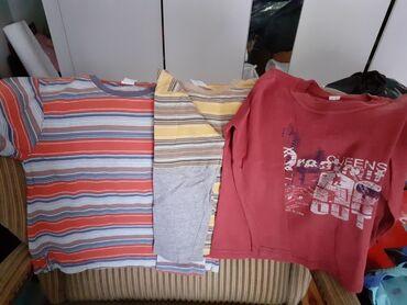 Ostala dečija odeća | Pancevo: Decija majca vel 116.Uzrasta 8-9 god.Tri komada.Sve kao na slikama