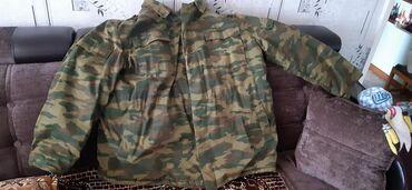 muzhskaja odezhda 60 godov в Кыргызстан: Продаю недорого камуфляж размер 58-60, целый, без дырок в хорошем