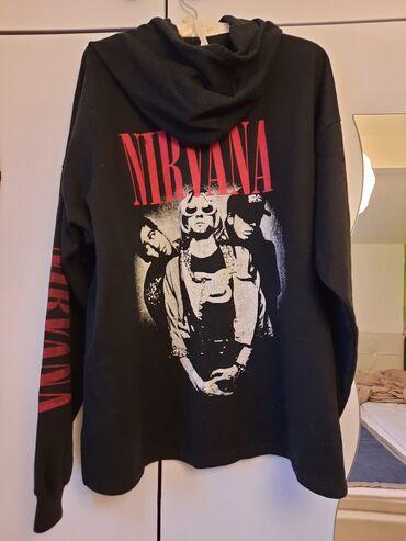 Nirvana dukserica, velicina XXL Polovna, u dobrom stanju