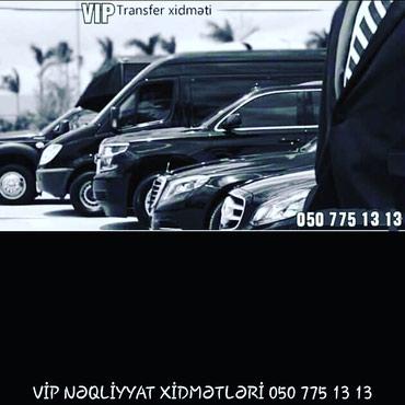 Bakı şəhərində 5-11, 11-18, 18-31, 31-58 58-78 nəfərlik mikroavtobuslar və
