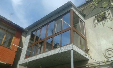 Утепление лоджий! Балконы за 2 в Бишкек