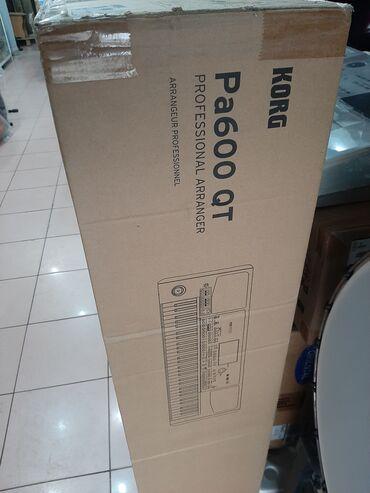 Синтезаторы - Азербайджан: Korg pa600QT sintezator