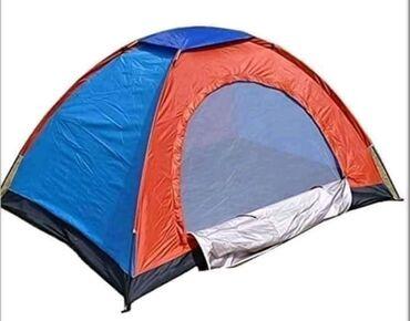 ŠATORIŠatori su spakovani u torbuOdličan za kampovanje kao i za malu