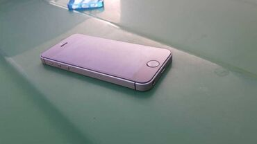 чехол iphone se в Азербайджан: Б/у iPhone SE 32 ГБ Серый (Space Gray)