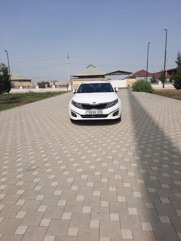 Kia - Azərbaycan: Kia Optima 2 l. 2015 | 46500 km