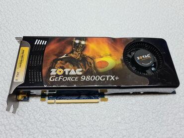 Elektronika - Zrenjanin: ZOTAC GeForce 9800 GTX+ 512 MB 256 bit DDR3Grafička je potpuno
