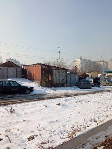 Гаражи - Кыргызстан: Продаю гараж под бизнес, на первой линии . Ворота на трассу. Под сто