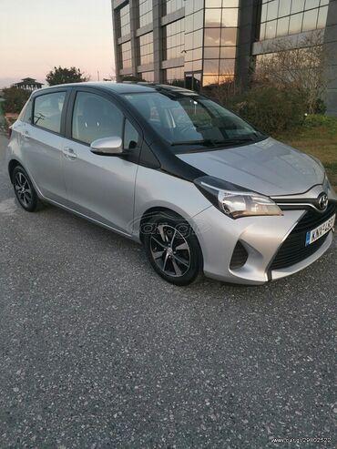Toyota Yaris 1.5 l. 2016 | 73000 km