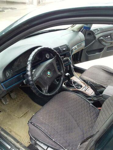 BMW - Зеленый - Бишкек: BMW 520 2 л. 1998 | 12 км