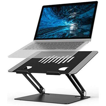 Другие ноутбуки и нетбуки - Бишкек: Подставка под Ноутбук(Лэптоп)!!!Прочная, компактная и лёгкая