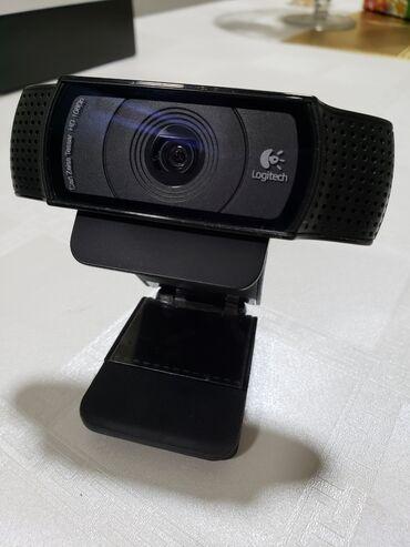 холодильные камеры бу в Кыргызстан: Logitech C920 Pro 1080p Full HD.Профессиональная и легендарная веб