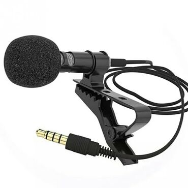 fotokamera - Azərbaycan: Yaxa mikrofonu. Telefon, Tv, Dslr, Fotokamera, Videokamera, Compuyter