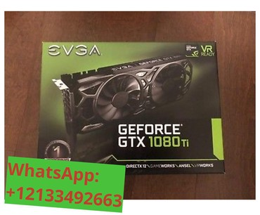 Evga GeForce GTX 1080 Ti σε Athens