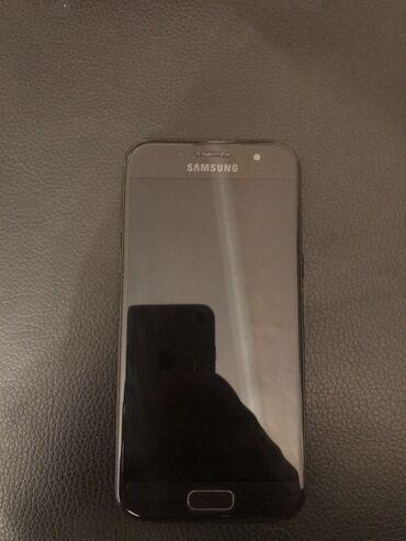 İşlənmiş Samsung Galaxy A3 2017 16 GB qara