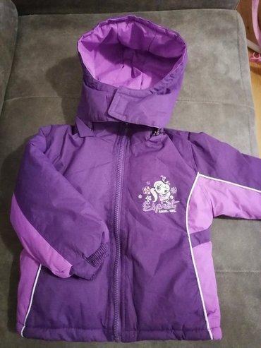Dečije jakne i kaputi | Obrenovac: Potpuno nova jakna, samo etiketa skinutaJako topla, postavljena