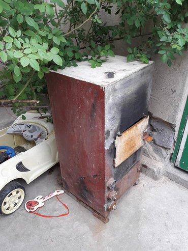 Котел для твердого топлива и электрика б/у Рабочий ) район Кызыл