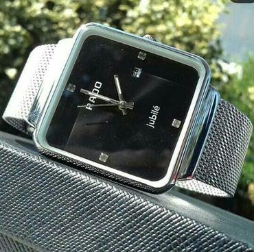 saat rado - Azərbaycan: Gümüşü Kişi Qol saatları Rado