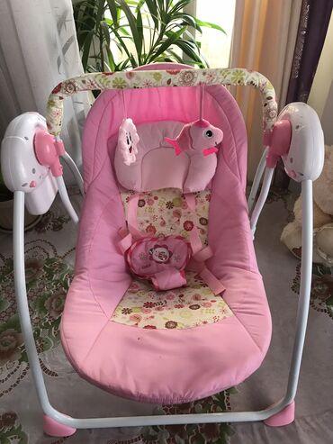 скамейки качалки в Кыргызстан: Срочно продаю детскую электро-качалку Primi в хорошем состоянии. Идеал