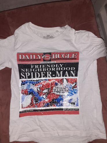 Marvel strip majica - Srbija: Spiderman piši briši majica dugih rukava @marvel C&A 116