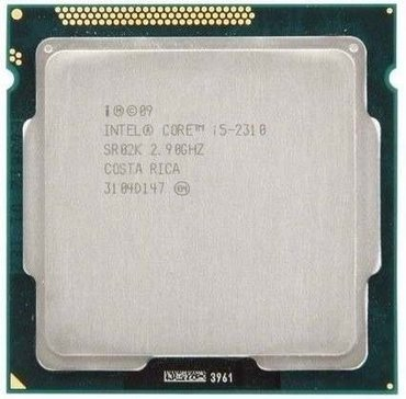 Core i5-2310. Socket 1155. Ideal veziyyetde. в Баку