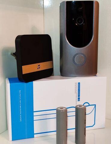 Domofon kamera ip (camera wifi)