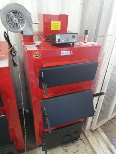 Услуги - Аламедин (ГЭС-2): Установка котлов