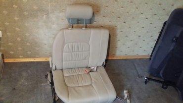 Третий ряд сидений на 470 gx, правая сторона, бежевая кожа в Бишкек