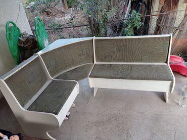 Другая мебель - Кыргызстан: Продаю уголок в хорошем состоянии, цену и детали можем обговорить