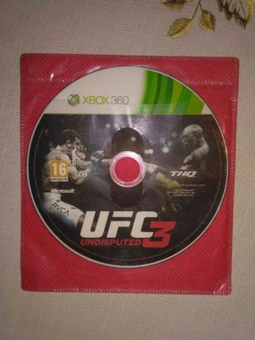 XBOX 360 UFC 3 в Бишкек