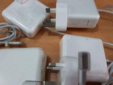 "macbook pro i7 fiyat - Azərbaycan: Orqinal apple macbook air adapterleri 13. 3""-14. 5 v--3. 1 a hamisina"