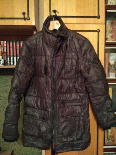 Мужская куртка пуховик в хорошем в Бишкек
