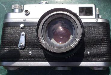 Elektronika   Becej: Zorkii 4 fotoaparat za prave kolekcionare.u kožnoj futroli kao nov