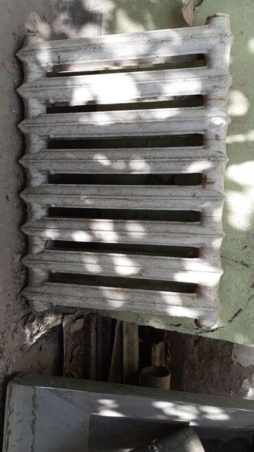 Отопление и нагреватели - Кызыл-Кия: Чугун