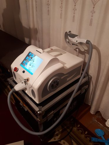 Şabran şəhərində Lazer epilyasiya aparati