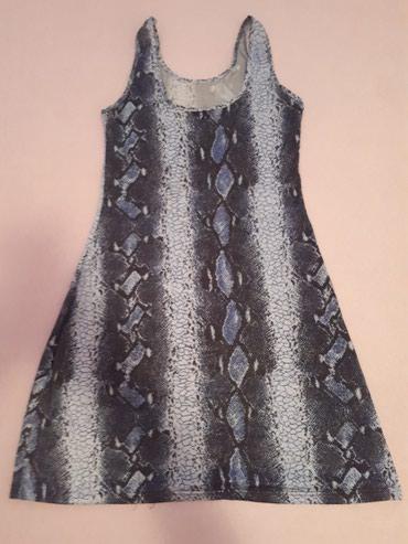 Haljina prijatna,rastegljiva od s-xl - Crvenka