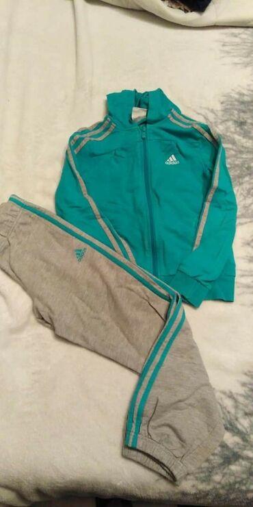 Adidas,nike,valentino trenerke za devojcicu 7-8 godina. Kompleti su po
