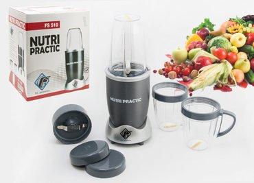Nutri multipraktik blender fs 510 978 w  sjajan aparat nutri - Nis
