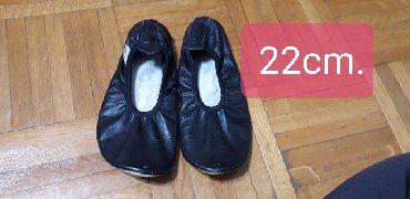 Dečije Cipele i Čizme - Borca: Baletanke duzina gazista 22cm