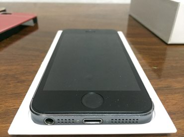 Apple Iphone 5S 32 gb Space Gray в Кара-Балта