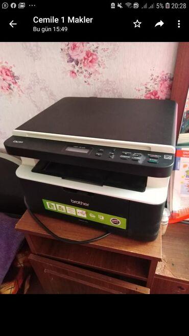 Printer satilir lazim olmadiqi ucun problemi yoxdu 220 manata unvan