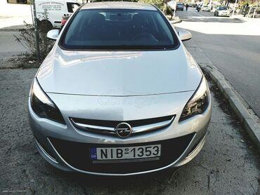 Used Cars - Greece: Opel Astra 1.3 l. 2014 | 70000 km