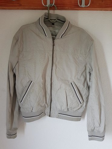 H-m-bajkerske-deciji-model-ali-broju - Srbija: Sonny Bono prolecna jakna, malo nosena i dobro ocuvana, velicina je