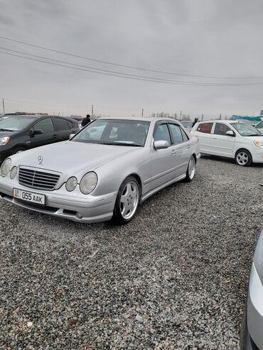 Mercedes-Benz E 430 4.3 л. 2001 | 290000 км