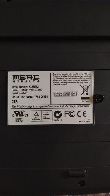 немецкие наушники в Кыргызстан: Продам игровую USB клавиатуру с Германии, абсолютно новая, ни разу не