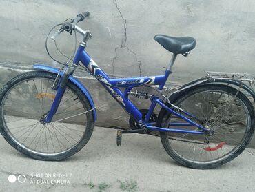 Спорт и хобби - Маевка: Продаю велосипед  26 радиус колёс